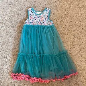 Girls size 10 Matilda Jane Twirl Dress